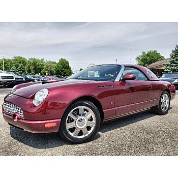 2004 Ford Thunderbird for sale 101521682