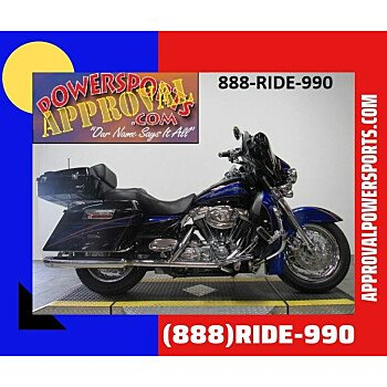 2004 Harley-Davidson CVO for sale 200786290