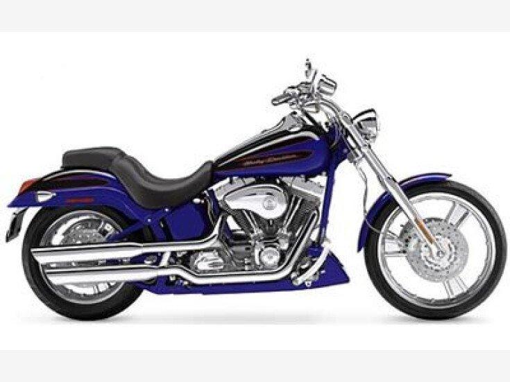 2004 Harley-Davidson CVO for sale 201144807