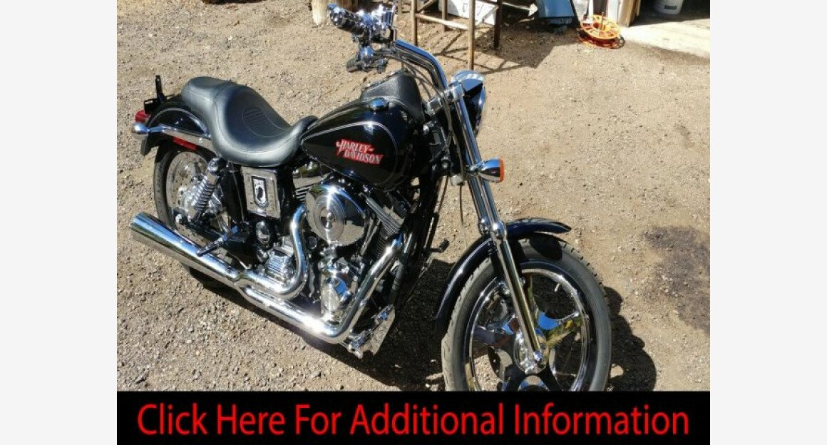 2004 Harley-Davidson Dyna for sale 200642532