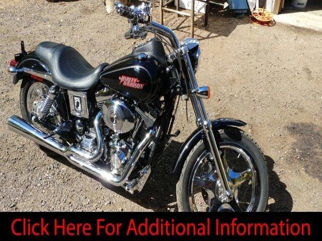 Low Rider 1450 Harley F+R Brake Pads Dyna FXD Super /& Wide Glide 2004-2005