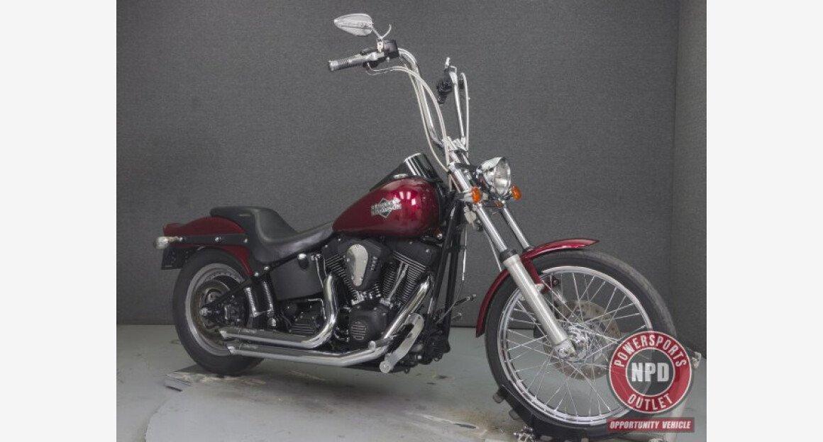 2004 Harley-Davidson Softail for sale 200591078