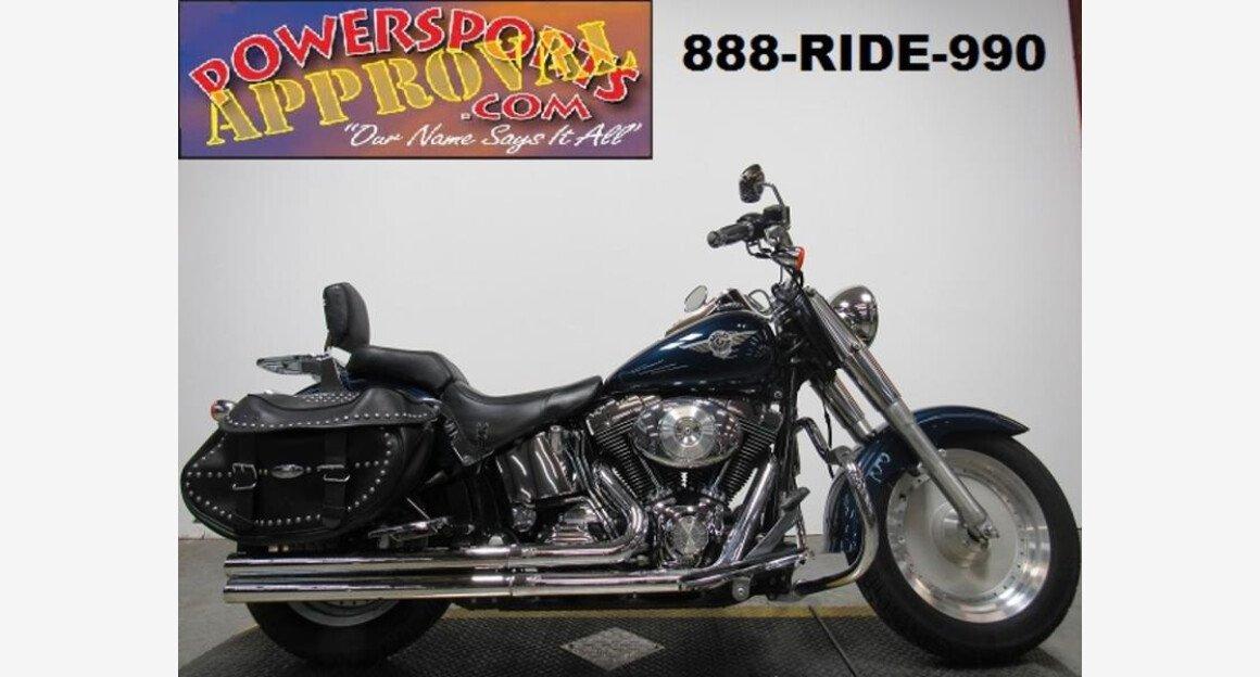 2004 Harley-Davidson Softail for sale 200647264