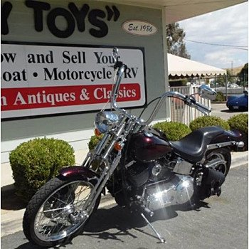 2004 Harley-Davidson Softail for sale 200694266