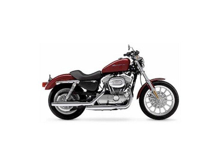 2004 Harley-Davidson Sportster 883 specifications