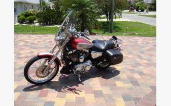 2004 Harley-Davidson Sportster for sale 200643636