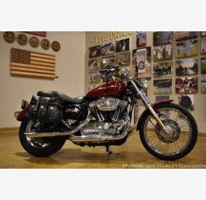 2004 Harley-Davidson Sportster for sale 200665751