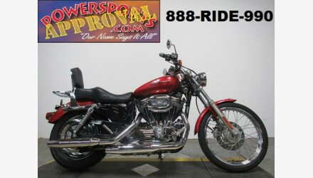 2004 Harley-Davidson Sportster for sale 200721982