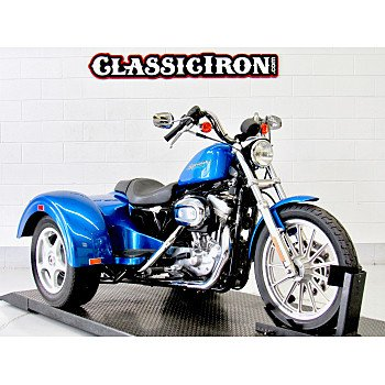 2004 Harley-Davidson Sportster for sale 200785021