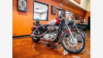 2004 Harley-Davidson Sportster for sale 200930942