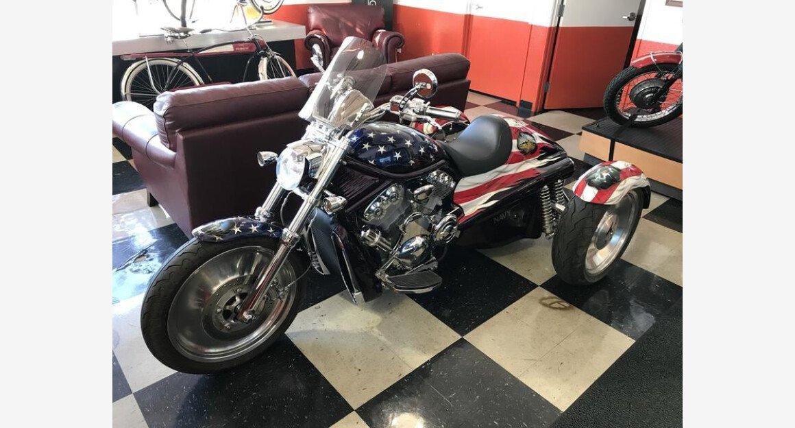 2004 Harley-Davidson V-Rod for sale 200627463