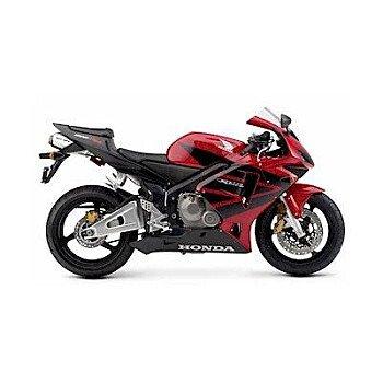 2004 Honda CBR600RR for sale 200707284