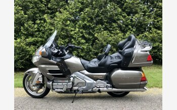 2004 Honda Gold Wing Motorcycles for Sale - Motorcycles on