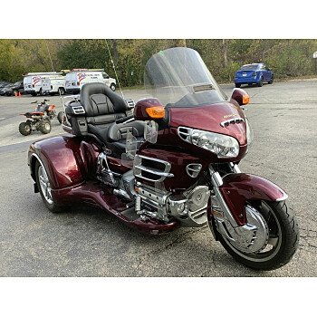2004 Honda Gold Wing for sale 200992389
