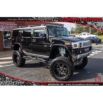 2004 Hummer H2 for sale 101219250