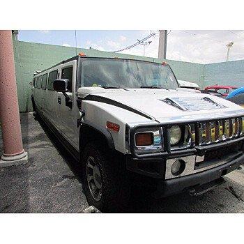 2004 Hummer H2 for sale 101544676