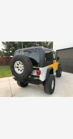 2004 Jeep Wrangler 4WD for sale 101094394