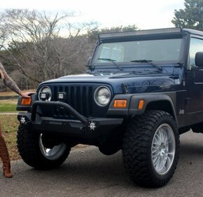 2004 Jeep Wrangler 4WD for sale 101099535