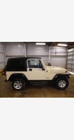 2004 Jeep Wrangler 4WD Rubicon for sale 101187634