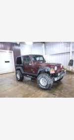 2004 Jeep Wrangler 4WD Rubicon for sale 101218354