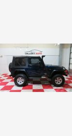 2004 Jeep Wrangler 4WD for sale 101303314