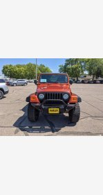 2004 Jeep Wrangler for sale 101357592