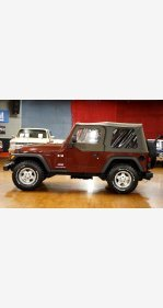 2004 Jeep Wrangler for sale 101360414