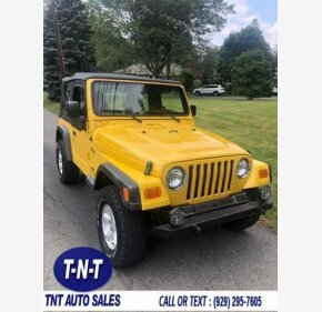 2004 Jeep Wrangler for sale 101366311