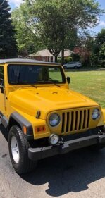2004 Jeep Wrangler for sale 101382481