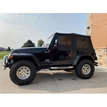 2004 Jeep Wrangler 4WD for sale 101386238