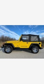 2004 Jeep Wrangler for sale 101410924