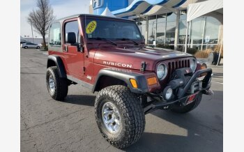 2004 Jeep Wrangler for sale 101438567