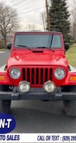 2004 Jeep Wrangler for sale 101444526