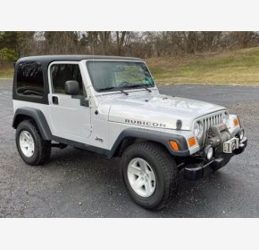 2004 Jeep Wrangler for sale 101463176