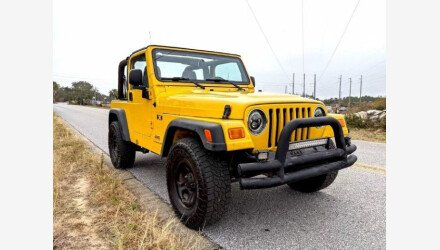 2004 Jeep Wrangler for sale 101468535