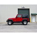 2004 Jeep Wrangler for sale 101611360
