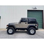2004 Jeep Wrangler for sale 101621995