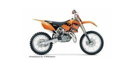 2004 KTM 105SX 200 specifications