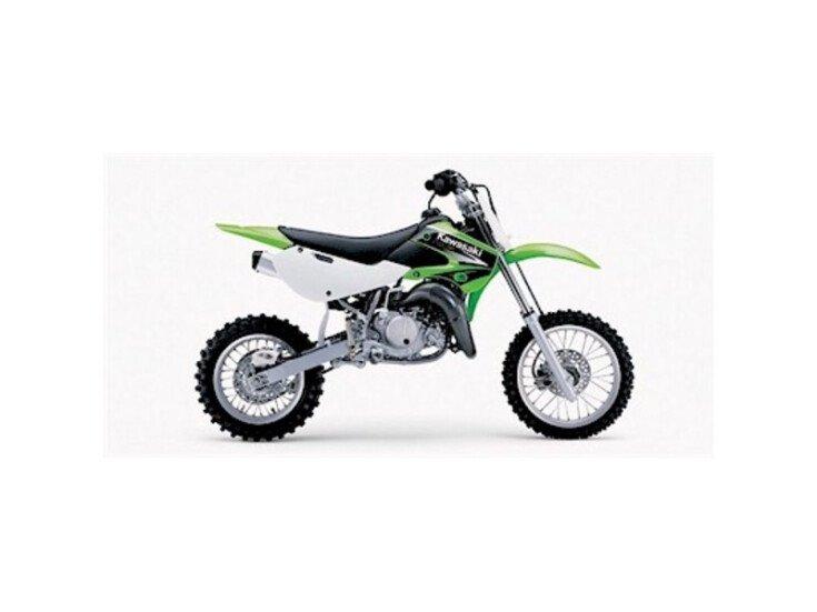 2004 Kawasaki KX100 65 specifications