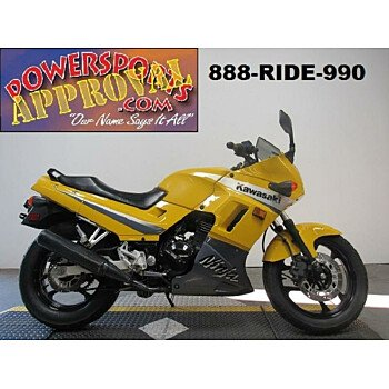 2004 Kawasaki Ninja 250R for sale 200482900