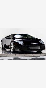 2004 Lamborghini Murcielago Coupe for sale 101385053