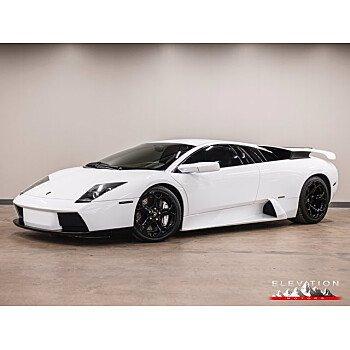 2004 Lamborghini Murcielago Coupe for sale 101402810