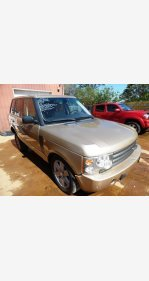 2004 Land Rover Range Rover HSE for sale 100291055