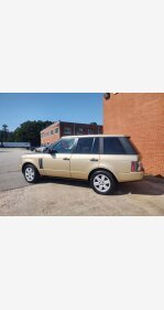 2004 Land Rover Range Rover for sale 101389614