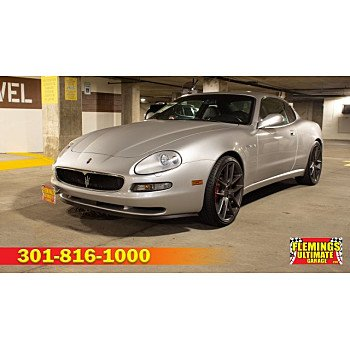 2004 Maserati Coupe for sale 101097896