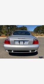 2004 Maserati Coupe for sale 101117058