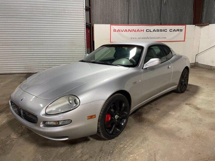 2004 Maserati Coupe for sale 101531270