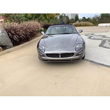 2004 Maserati Spyder for sale 101560448