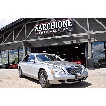 2004 Maybach 57 for sale 101510293