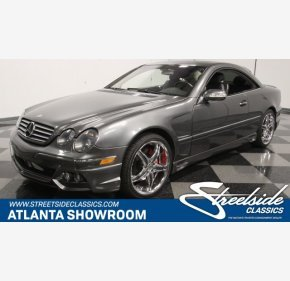 2004 Mercedes-Benz CL600 for sale 101329851